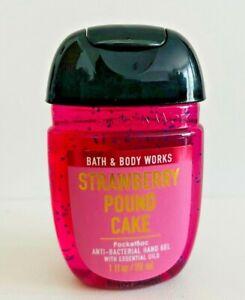 BRAND NEW Bath and Body Works Strawberry Pound cake