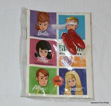 Sealed Vintage Skipper Booklet! 1963 Barbie sister!