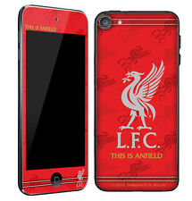iPod iTouch 5 Skin Sticker Liverpool Football Club Official Reds Merchandise New