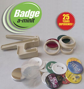 57mm Baby Badge Maker with 20 buttons