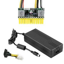 PicoPSU-150-XT ATX Mini Power Supply & 150W AC Adapter