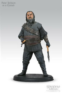 Peter Jackson as a Cosair - Sideshow Weta  - Statue
