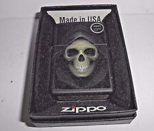*NEW* ZIPPO LIGHTER 2015 DEATH GRIM REAPER WITH BOX & SEAL #218