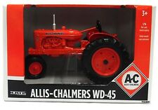 2016 NEW! 1:16 ERTL*ALLIS-CHALMERS* Model WD45 WD-45 Narrow Front Tractor *NIB!*