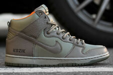 Nike Dunk High Premium SB High Frank Kozik Olive Orange Green US 10  313171-328 e436f429ccba6