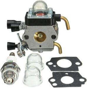 C-FUNN Carburateur Carb pour Le Taille-Haie Hs45 Stihl Fs38 Fc55 Fs310 Zama