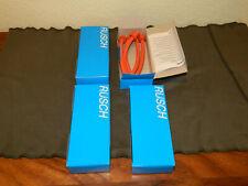 Teleflex Rusch 125200 Rubber Nasopharyngeal Airway Nasal Tube Flange 4 Box Ch28
