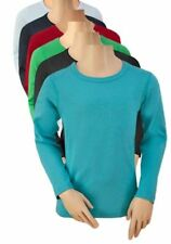 H&M Boys' No Pattern Crew Neck T-Shirts & Tops (2-16 Years)