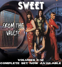 The Sweet From The Vaults Complete Series 1-12  (CD Set Bundle)