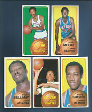 70/71 TOPPS LOS ANGELES HAPPY HAIRSTON  CARD #77