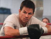 "~~ MARK WAHLBERG Authentic Hand-Signed ""The Fighter"" 11x14 Photo ~~"