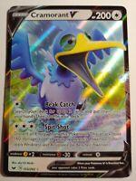 Cramorant Pokemon Sword /& Shield Reverse Holo 62//202 NM//M Pack Fresh