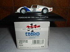 PORCHE 906 grand prix du Japon 1968  1/43  EBBRO Japon + BOITE N°67