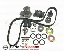 GENUINE NISSAN 300ZX TWIN TURBO Z32 90-93 120K TIMING BELT SERVICE KIT NO BELTS