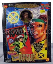 "Marvel Comics Famous Cover Series XMen Classics ROGUE 8"" Poseable Figure '99 NIP"