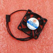 5V  DC Mini Brushless Computer Cooler Cooling Fan PC 40X40X10MM 3Pin 4cm