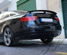 Fits Audi A5 Coupe (Non S-line) - Boot Spoiler Wing v