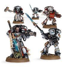 Warhammer 40000 57-07 Gris Caballeros Purificador Squad 5 X Mini Figuras Kit T48 Post