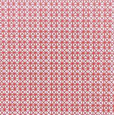 Klebefolie Möbelfolie Andy rot geometrisch Dekorfolie 45cm x 200cm selbstklebend