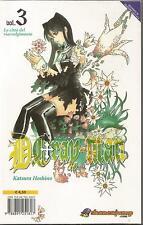 D. Gray-Man N° 3 - Ristampa - Planet Manga - iITALIANO NUOVO