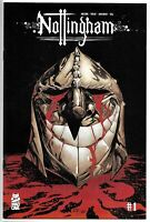 Nottingham #1 Mad Cave 1st Print (Low Print Run) Sold Out! 🔥 NM