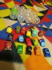Disney The Cars/Squinkies Mini Figure Lot/Squinkies lot/Cars/Pixar/Disney