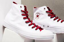 Converse All Star Hi Dentelle 160466C [ Gr. 36,5] Baskets Femme Chucks Blanc
