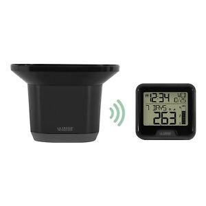 T84237 La Crosse Technology Digital Rain Gauge & Indoor Temperature with TX14R