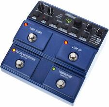 Digitech Jmsxt JamMan solo XT Stereo Compact Looper Pedale (con vano lettura