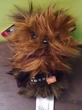 "Underground Toys Star Wars Talking Chewbacca 4"" Plush Boys & Girls New 2016"