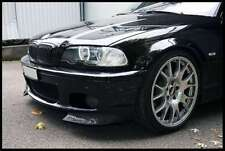 BMW 3 E46 CSL M-PACKAGE - FLAPS FRONT BUMPER SPLITTERS NEW!!!