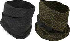Multi-Use Neck Gaiter Tactical Wrap with Shemagh Print Balaclava Cycling Running