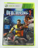 Dead Rising 2 Xbox 360 Game Complete Tested Free Shipping