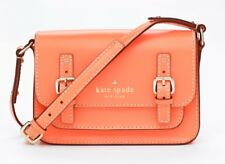 NWT- Kate Spade ESSEX SCOUT Crossbody bag in Bright Orange