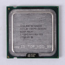 Intel Core 2 EXTREME QX6800 SL9UK SLACP LGA 775 2.93 GHz 1066 MHz CPU