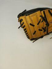 "Wilson A360 Softball 11"" RHT Glove A03628811 Genuine Leather Black& Brown"