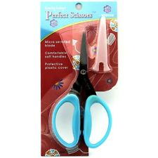 Karen Kay Buckley's Perfect Scissors, Medium 6-Inch Mirco Serrated Blades