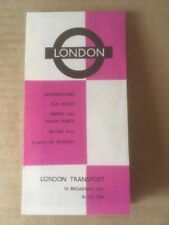 1 PLAN LONDON UNDERGROUND, BUS ROAD, GREEN LINE, COACH ROADS, BRISTISH RAIL,