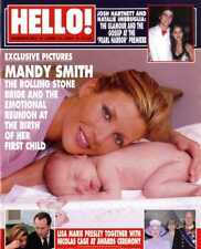 HELLO MAGAZINE #666 MANDY SMITH, JOSH HARNETT & NATALIE IMBRUGLIA, THE QUEEN
