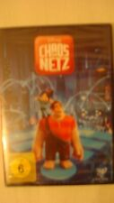 Walt Disney - Chaos im Netz - DVD/NEU/OVP/Fantasy/Abenteuer/Komödie Der Wahnsinn