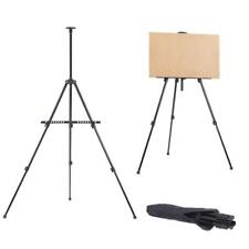Portable Artist Folding Painting Easel Adjustable Display Tripod + Carry Bag