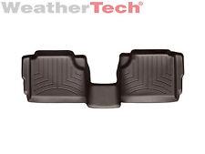 WeatherTech FloorLiner Floor Mats for Lincoln MKS - 2008-2016 - 2nd Row - Cocoa