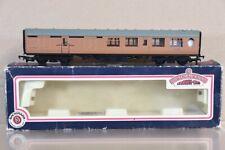 BACHMANN 34-452 LNER BROWN 63' THOMPSON 2nd CLASS BRAKE COACH 1908 BOXED nx
