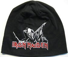 "IRON MAIDEN JERSEY BEANIE # 6 / MÜTZE / CAP ""THE TROOPER"""