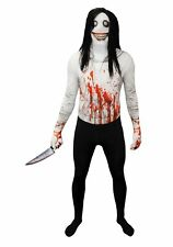 Morphsuit 1992570 Jeff The Killer Adult Costume Large