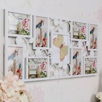 9 Images Photo Frame Family Picture Collage Display Wall Decor Wedding Gift 1