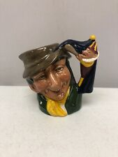 Super Rare Vintage 1963 Royal Doulton Punch & Judy Man Mug Coffee Cup D6593