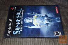 Silent Hill: Shattered Memories (PlayStation 2, PS2 2010) FACTORY SEALED! RARE!