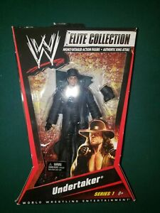 WWE Elite Collection Undertaker Series 1 Figure In Box new 2010 2011