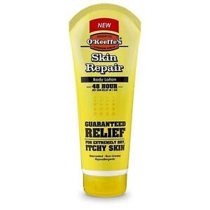 O'Keeffe's Peau Réparation Tube Corps Lotion Sec Itchy Soulagement sans Parfum